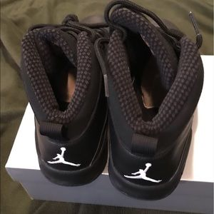 PADS NIB AIR JORDAN 10 RETRO NEVER WORN